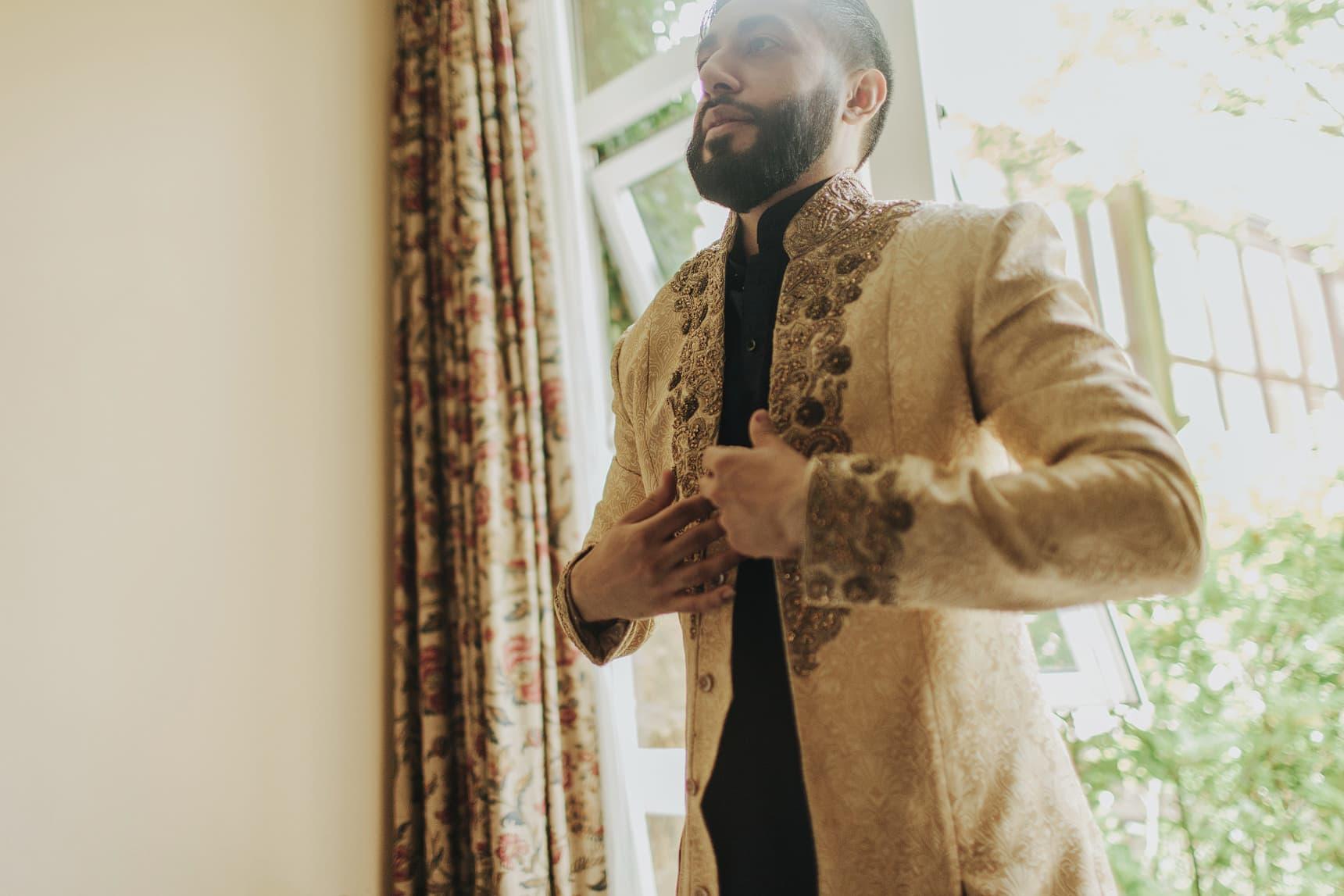 sezincote house wedding photographer