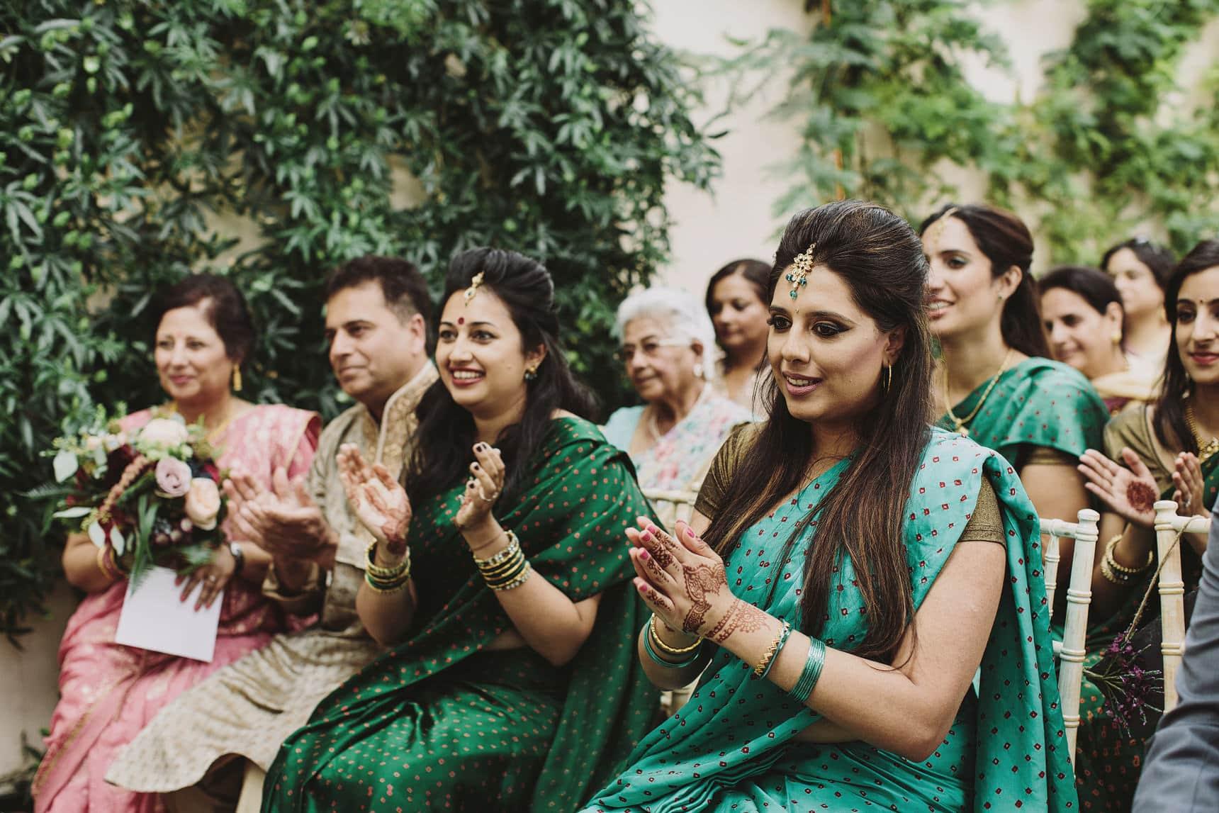 unique asian wedding