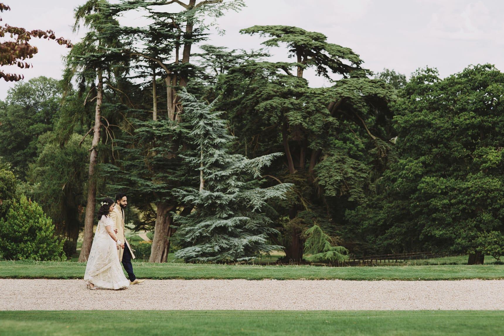 creative asian wedding photos