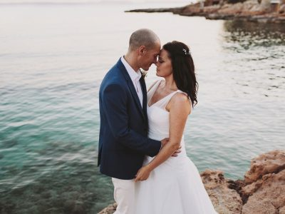 oceanfront wedding photos 2