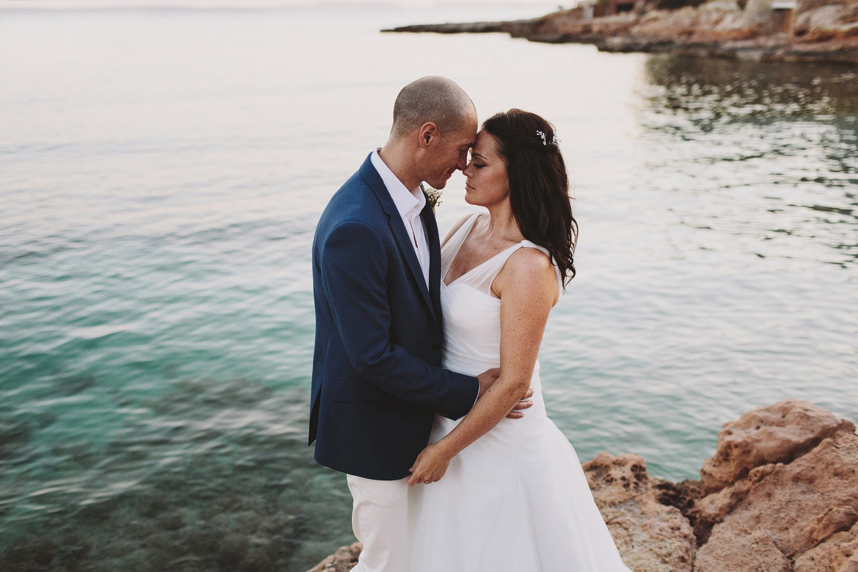 oceanfront wedding photos 2