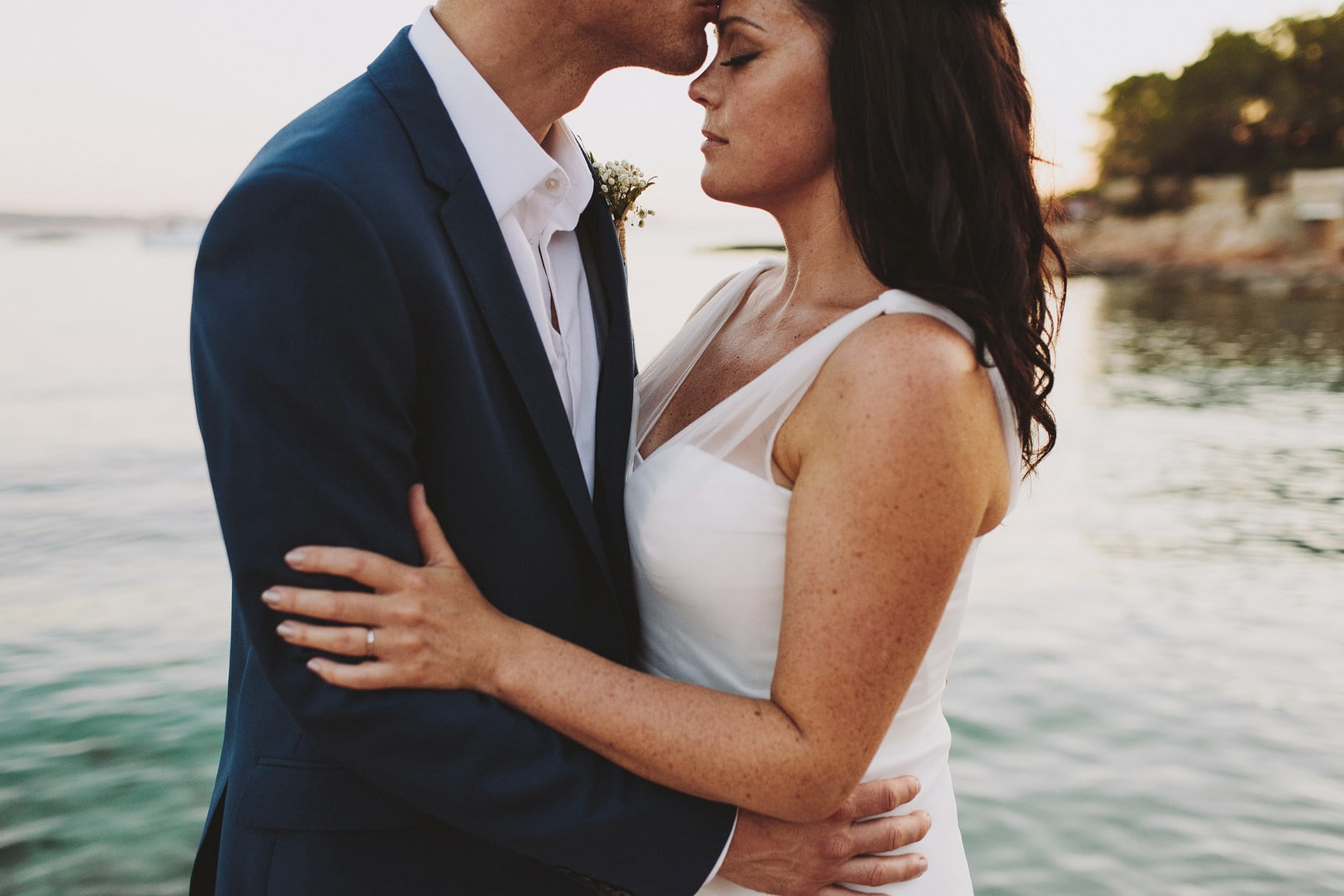 oceanfront ibiza wedding
