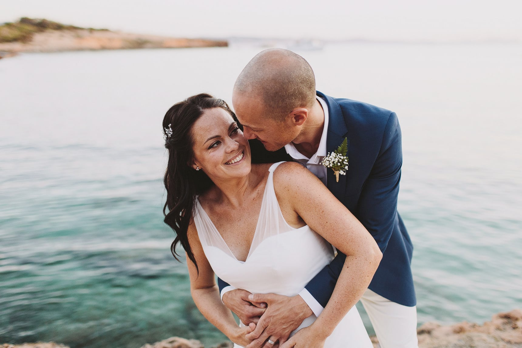 oceanfront ibiza wedding