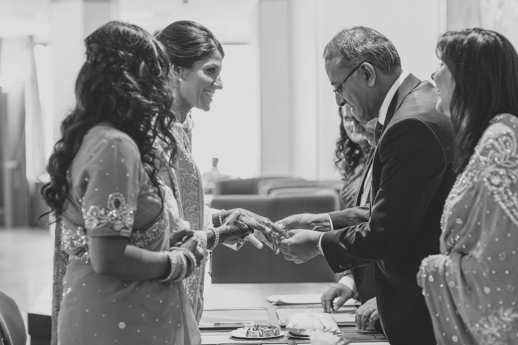 asian wedding in london