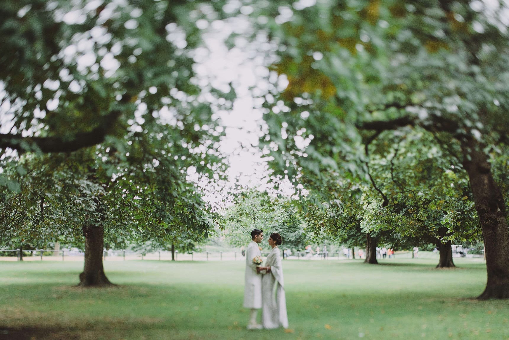 asian wedding portraits in london