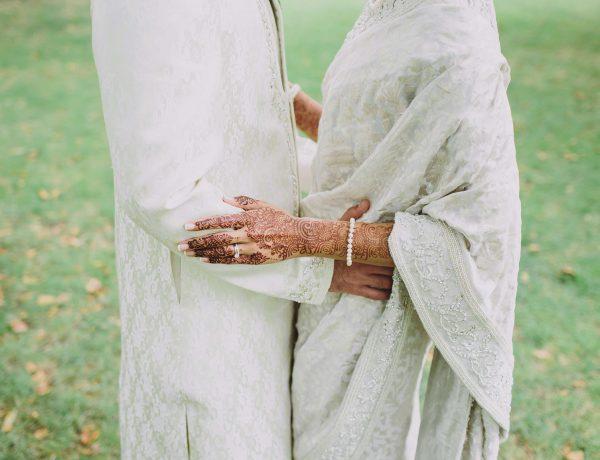 asian wedding portraits in hyde park london