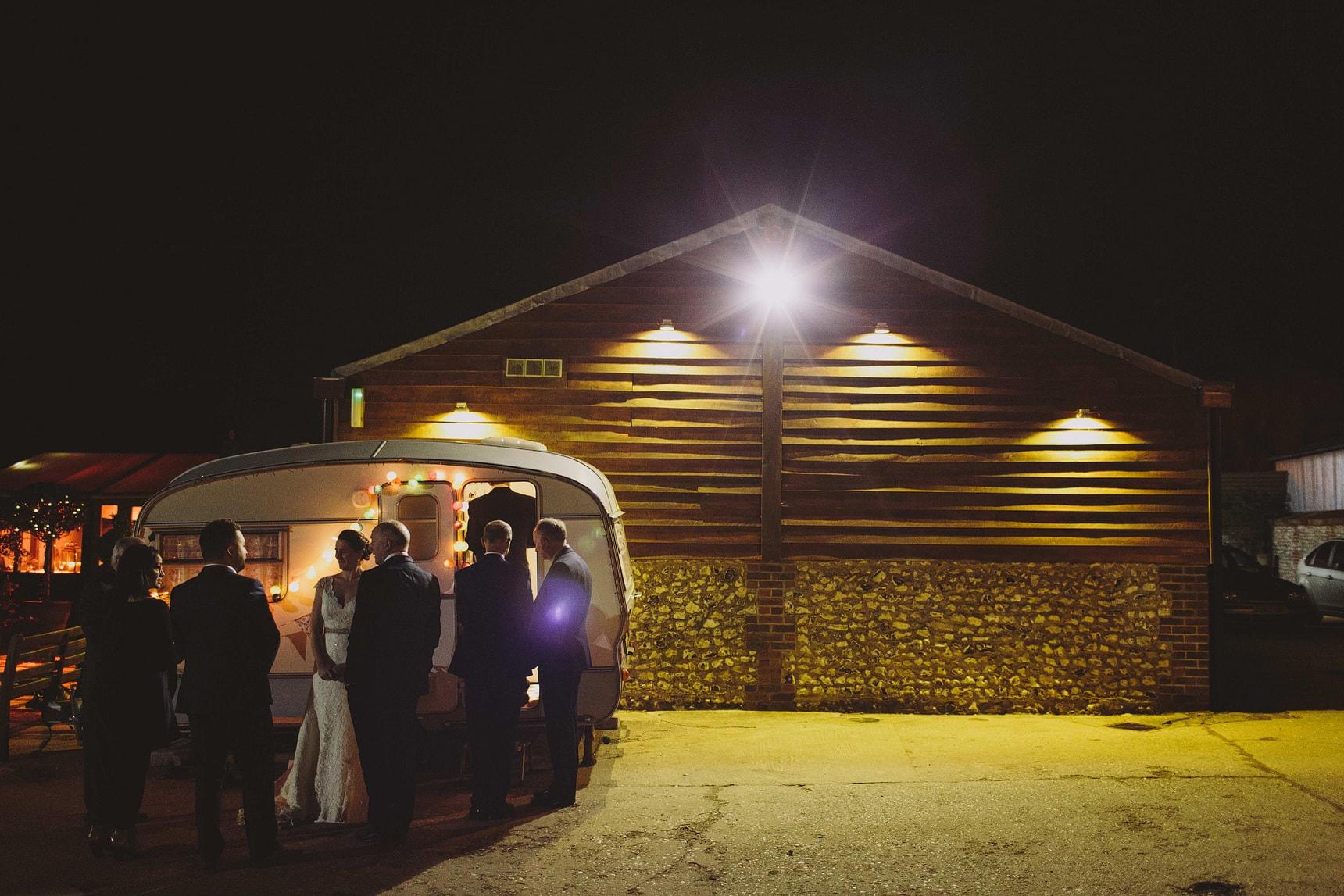 night shots at pangdean barn