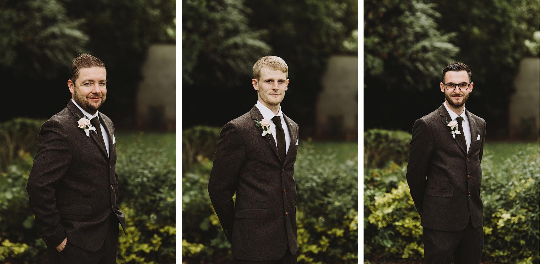 groomsmen in essex