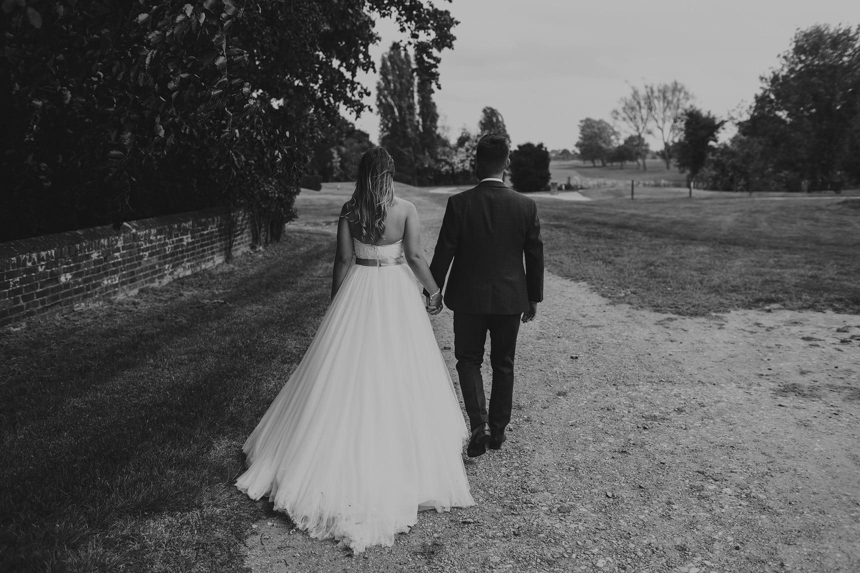 creative wedding portraits in essex