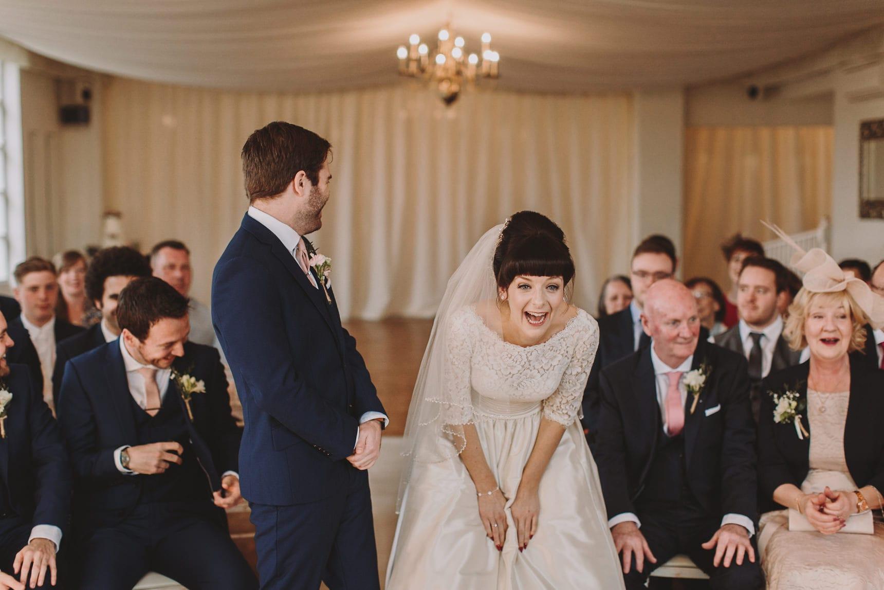 warwick house southam wedding photographer