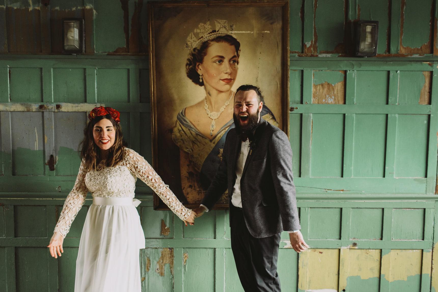 one friendly place london wedding