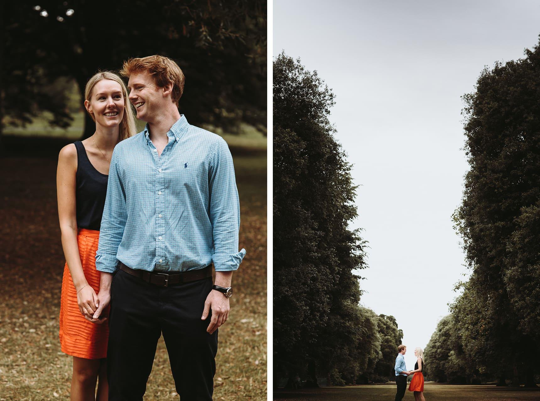 kew garden pre wedding shoot
