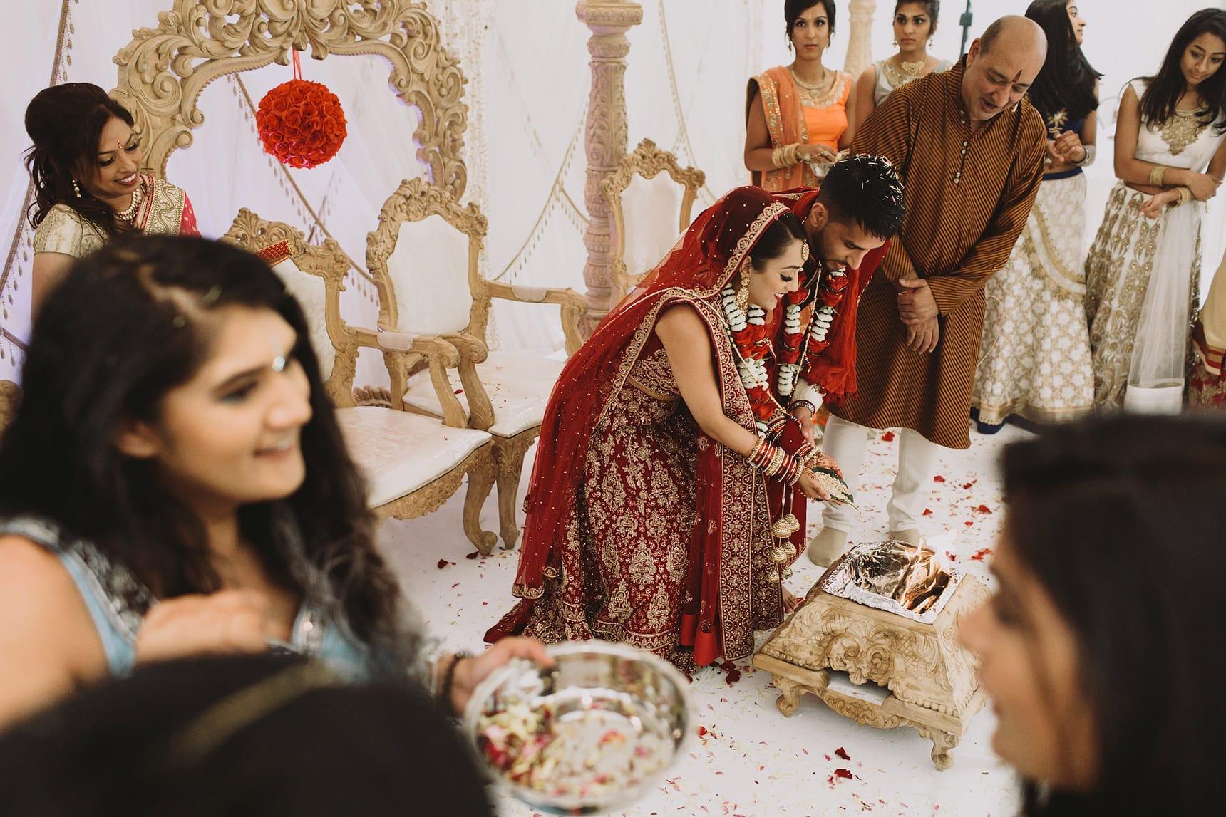 hylands house asian wedding