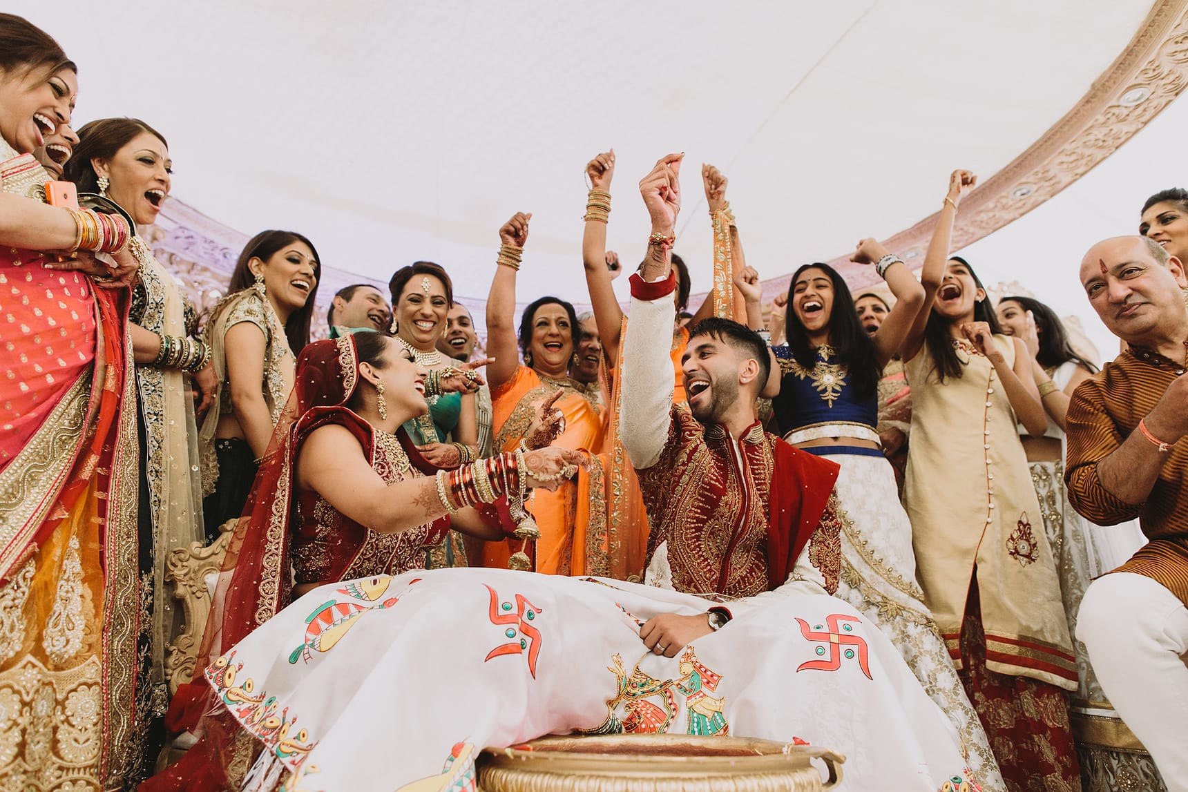 hylands house asian wedding