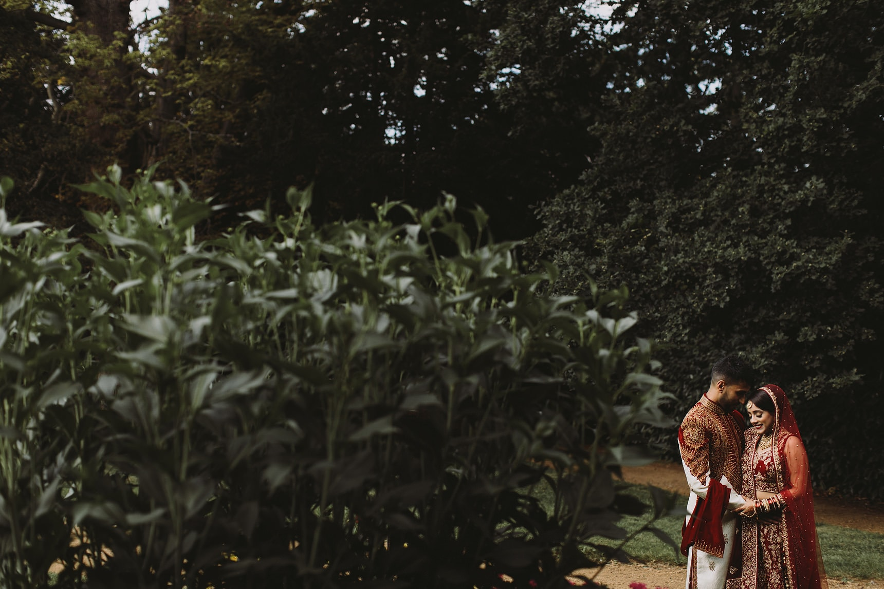 hylands house hindu wedding photographer