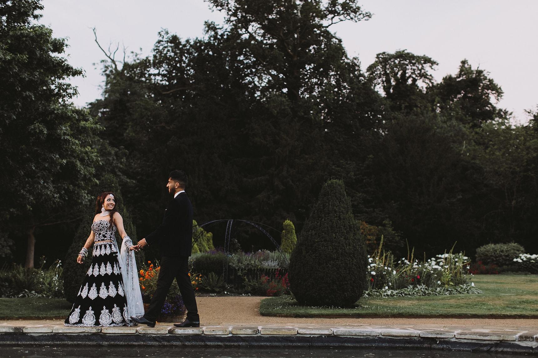 hylands house hindu wedding photography