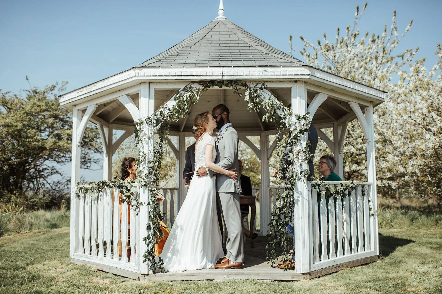 outdoor wedding photography osea island