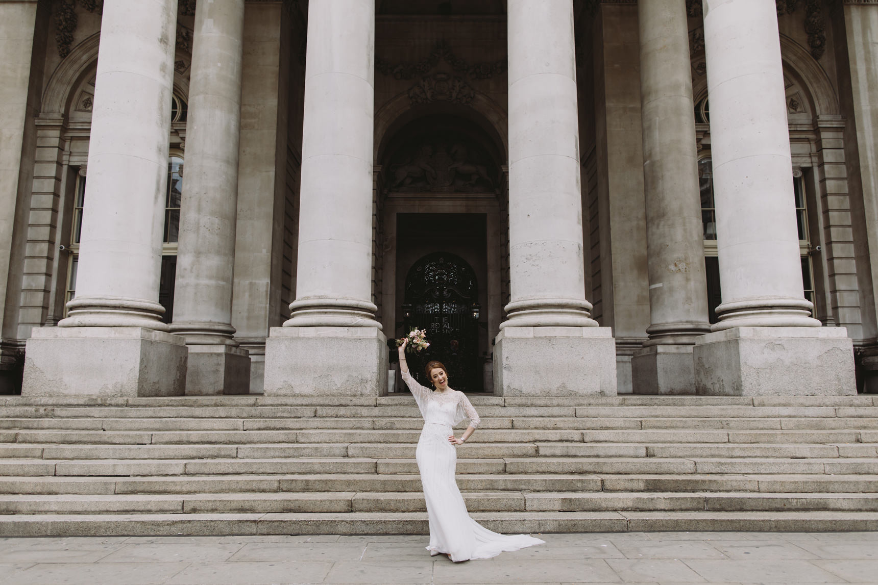wedding photos royal exchange london