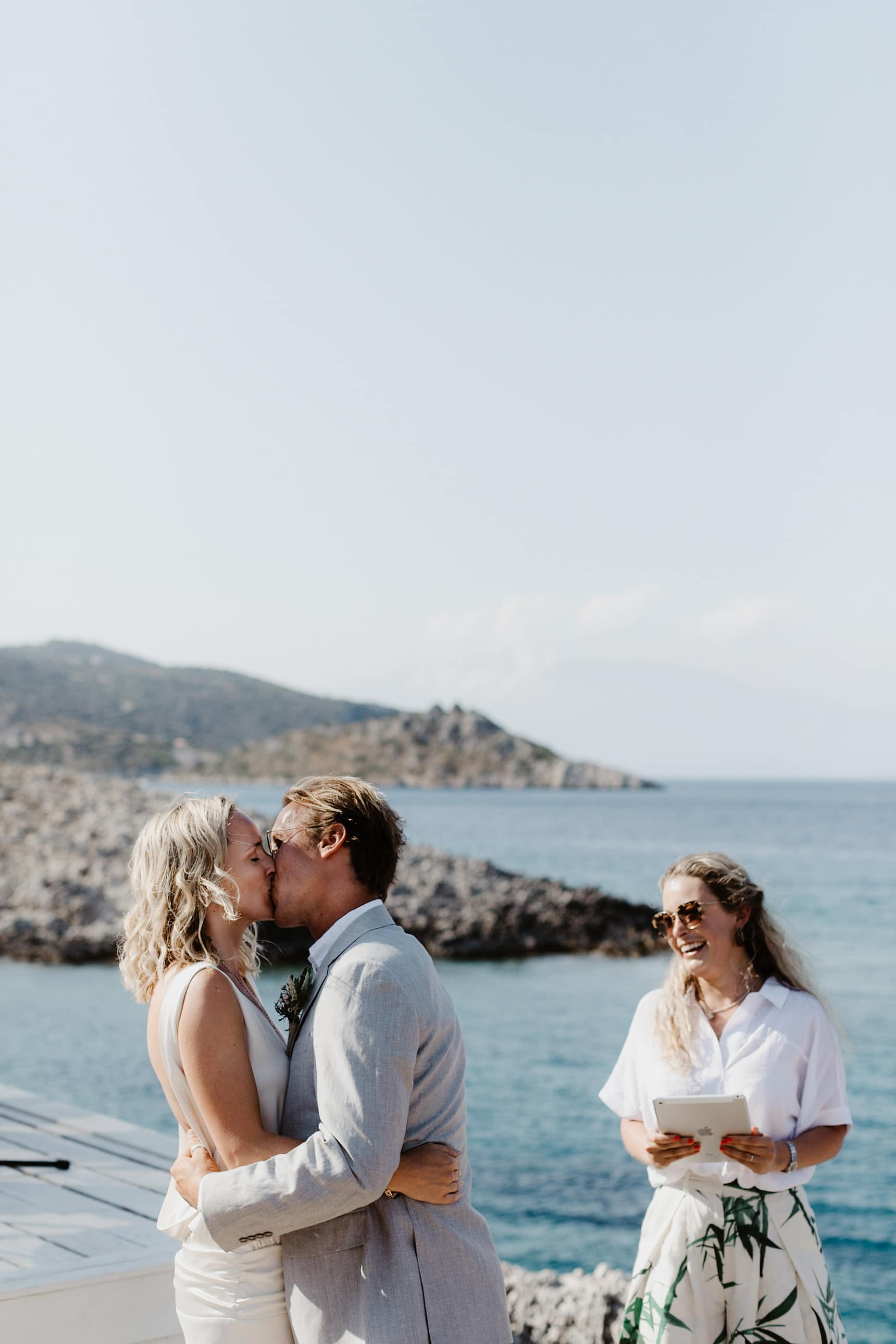 greece small island weddings