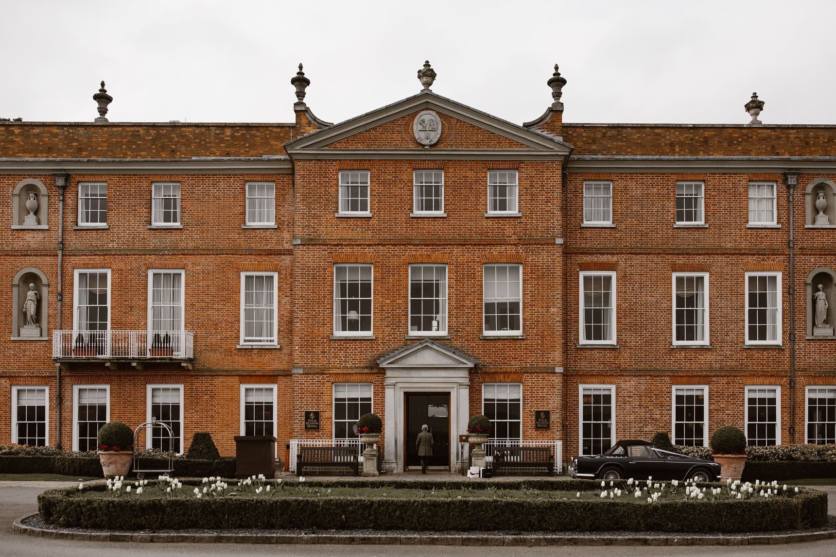 four seasons hotel wedding hampshire