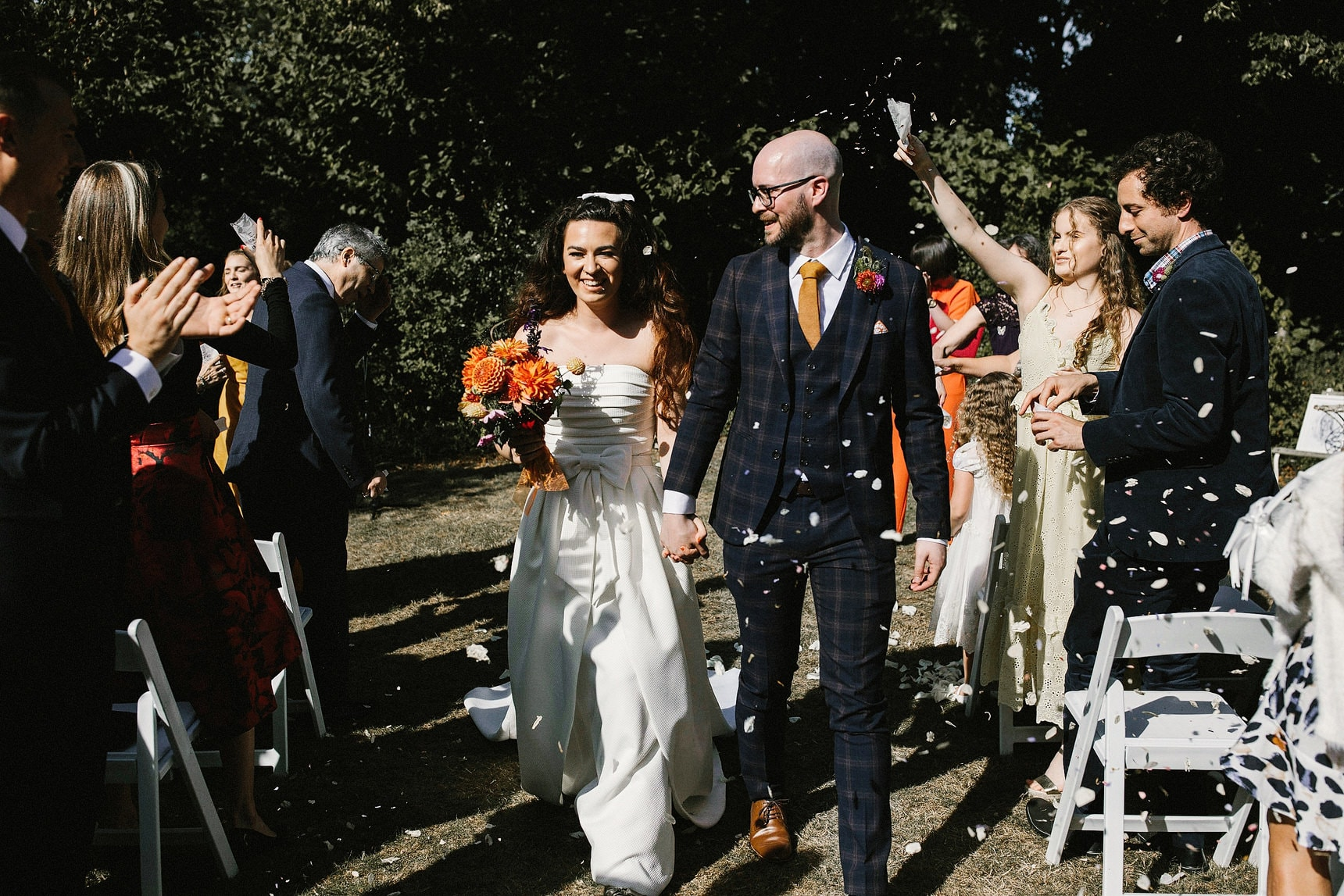 the gibberd garden wedding