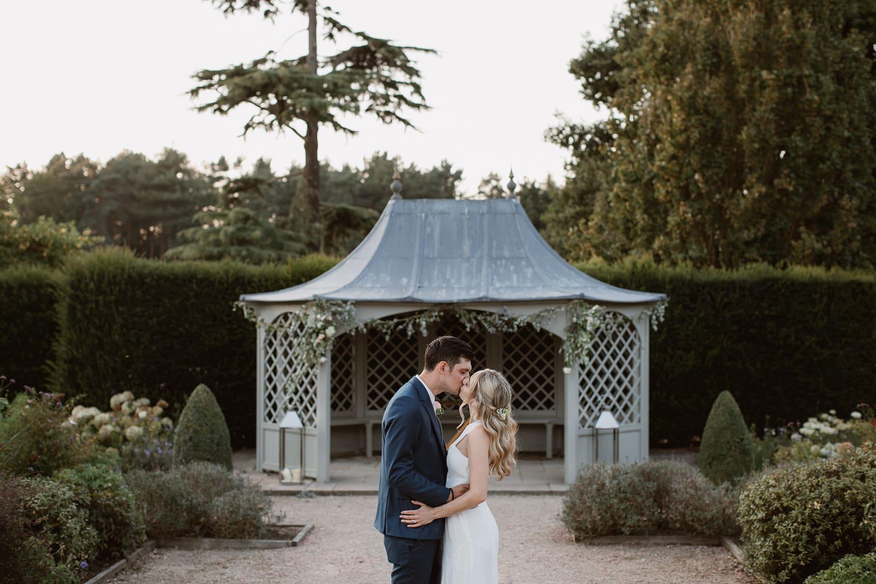 wedding venues essex large gardens