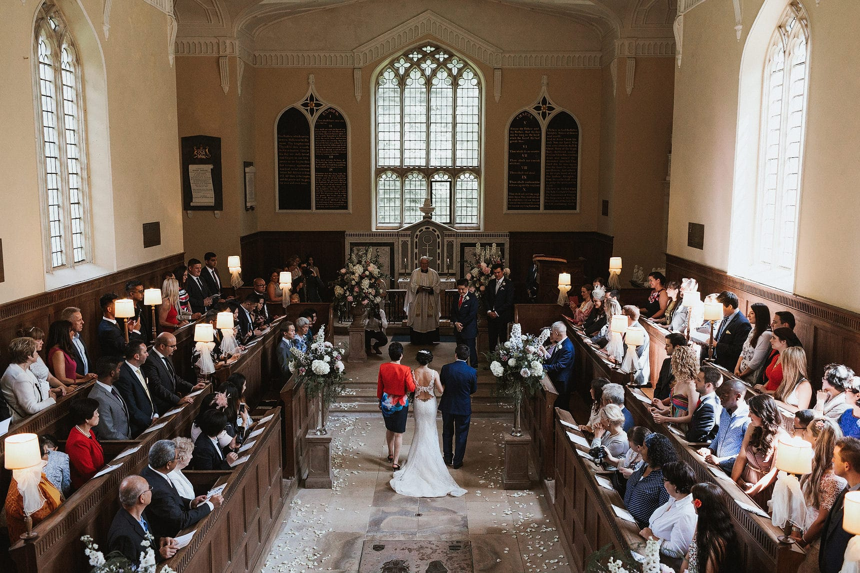 stapleford park wedding