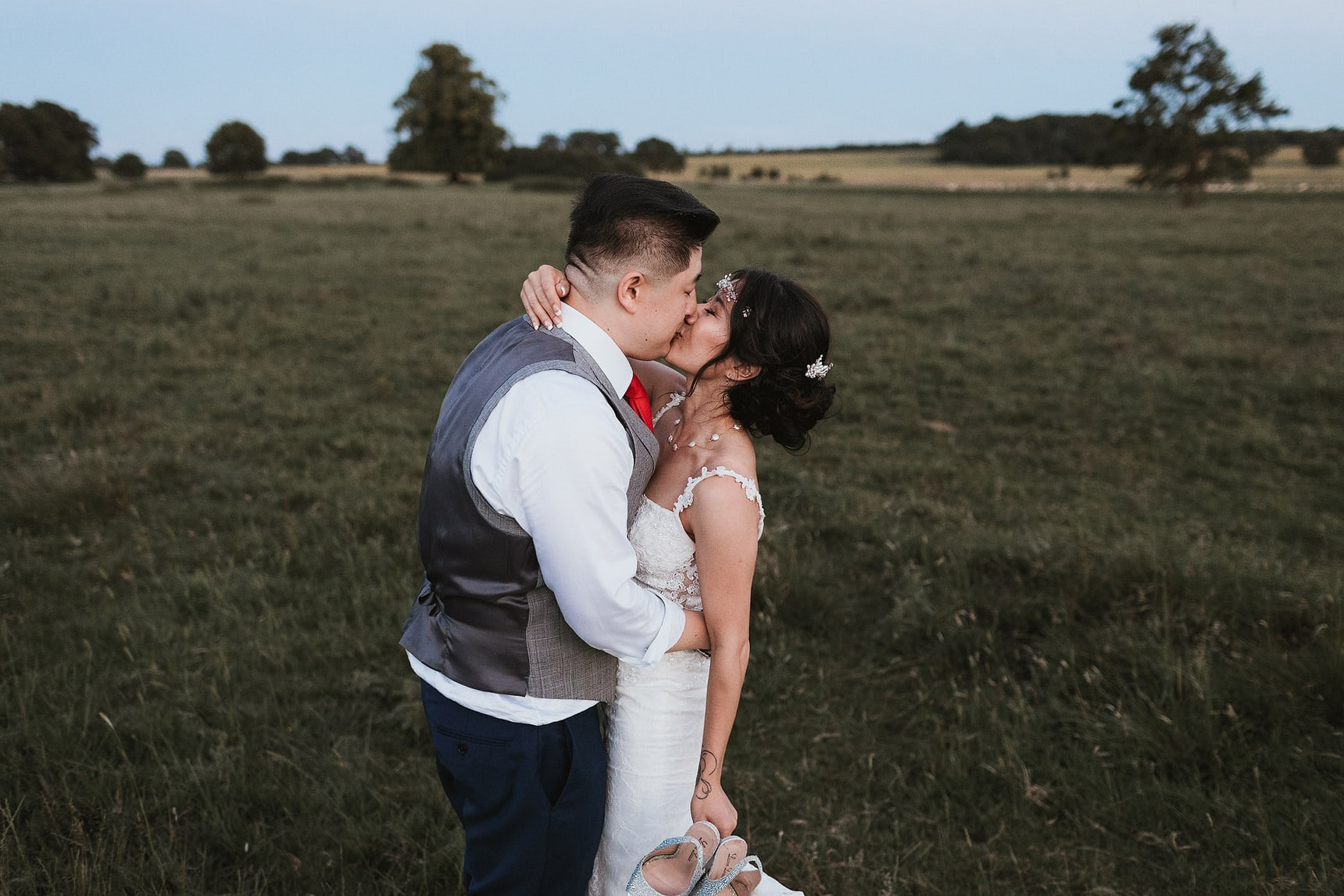 stapleford park wedding leiceestershire