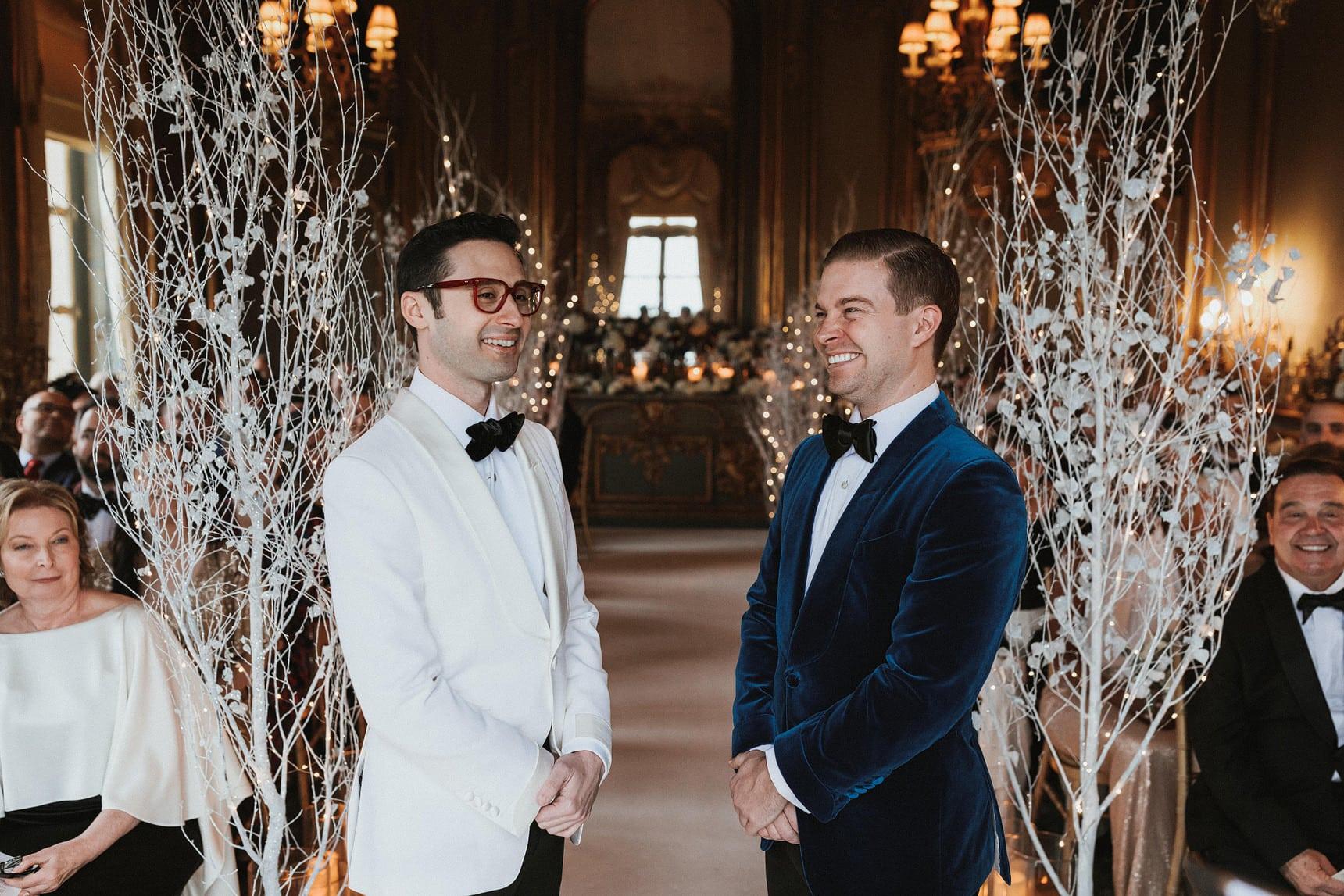 gay wedding cliveden house