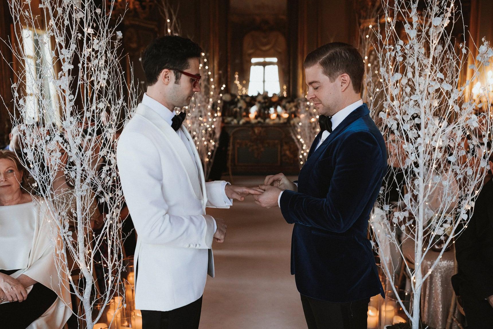 gay weddings at cliveden house surrey