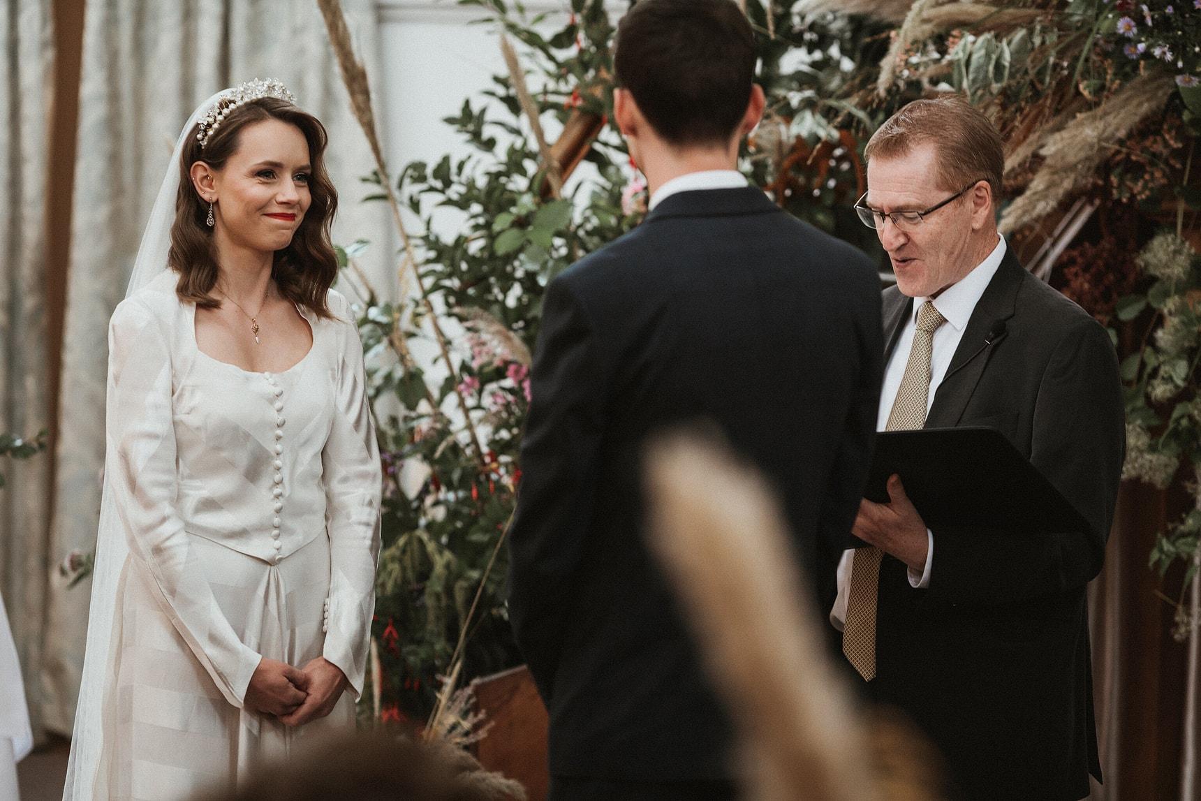animal lovers wedding
