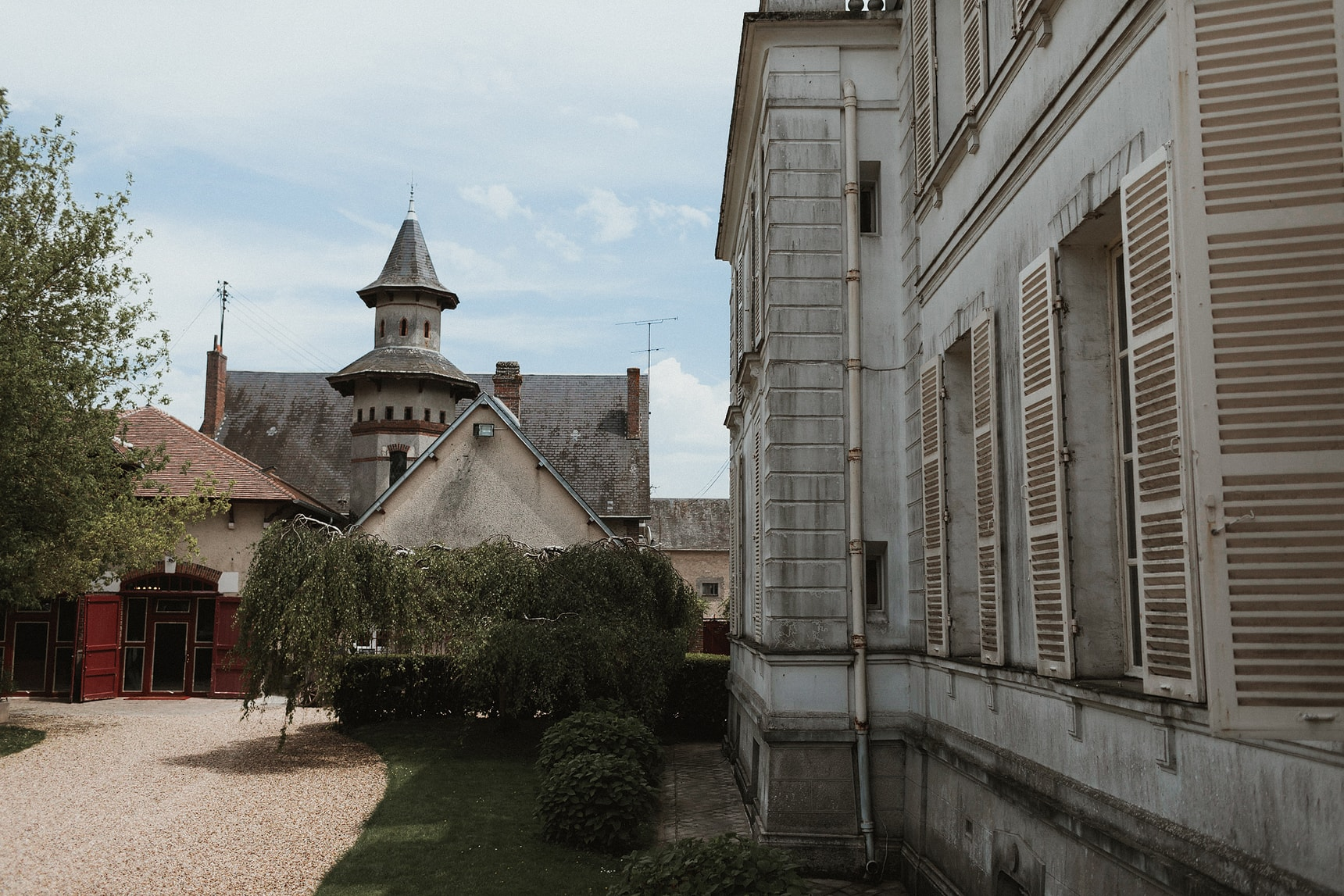 chateau barthelemy wedding venue france