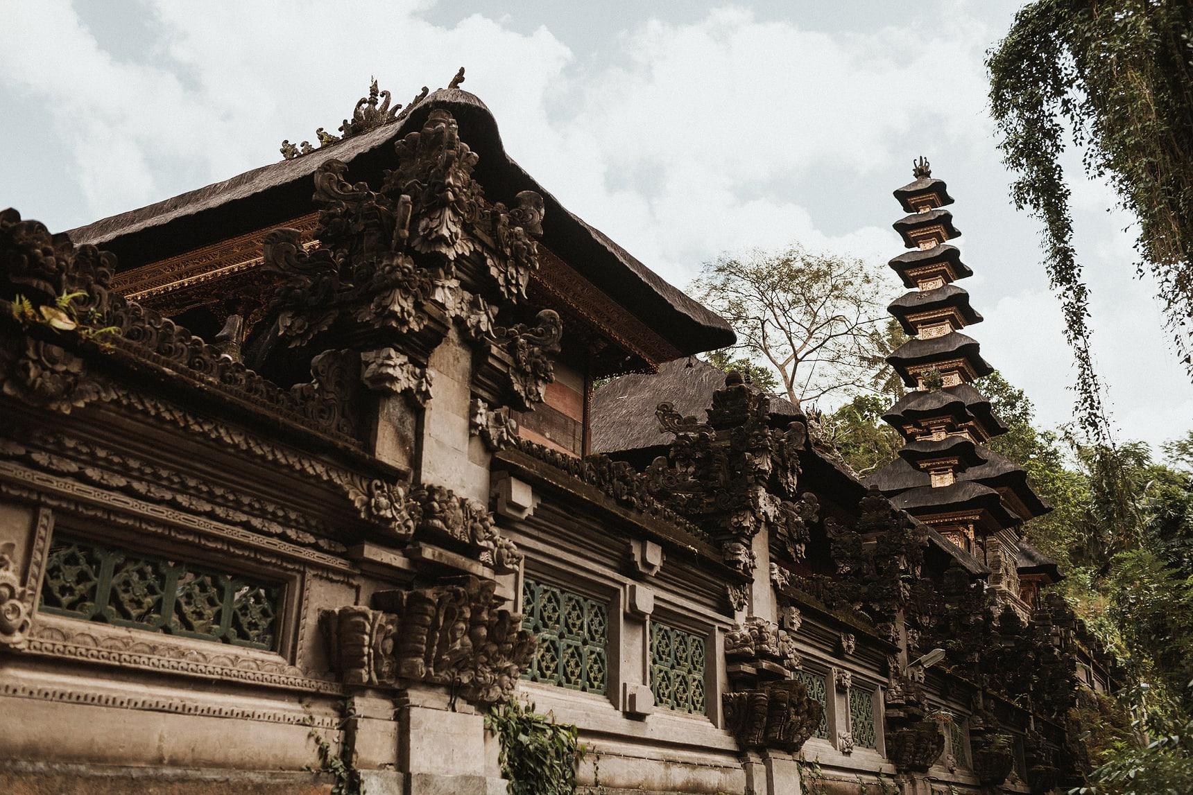 buildings in bali
