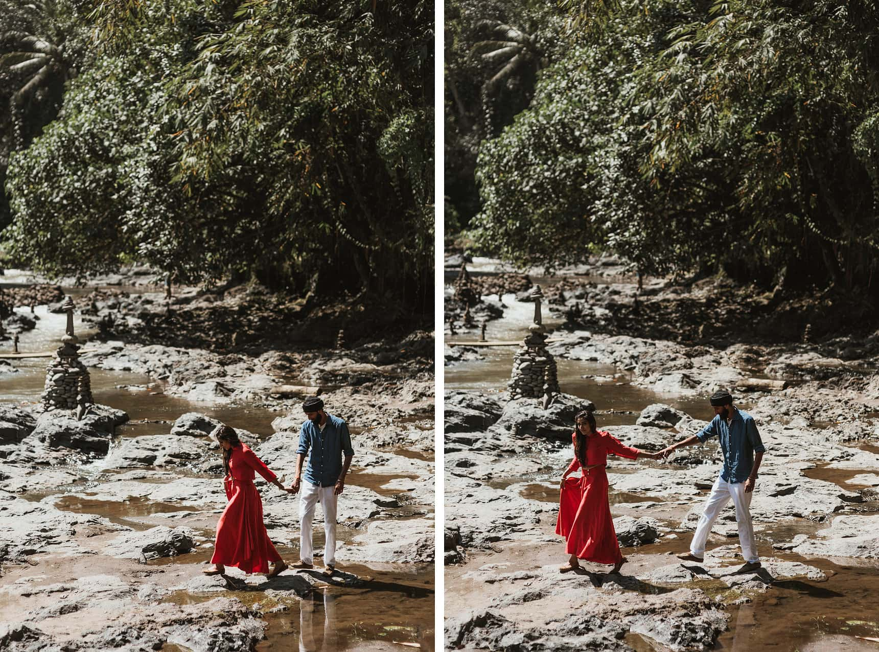 indonesia pre wedding destination