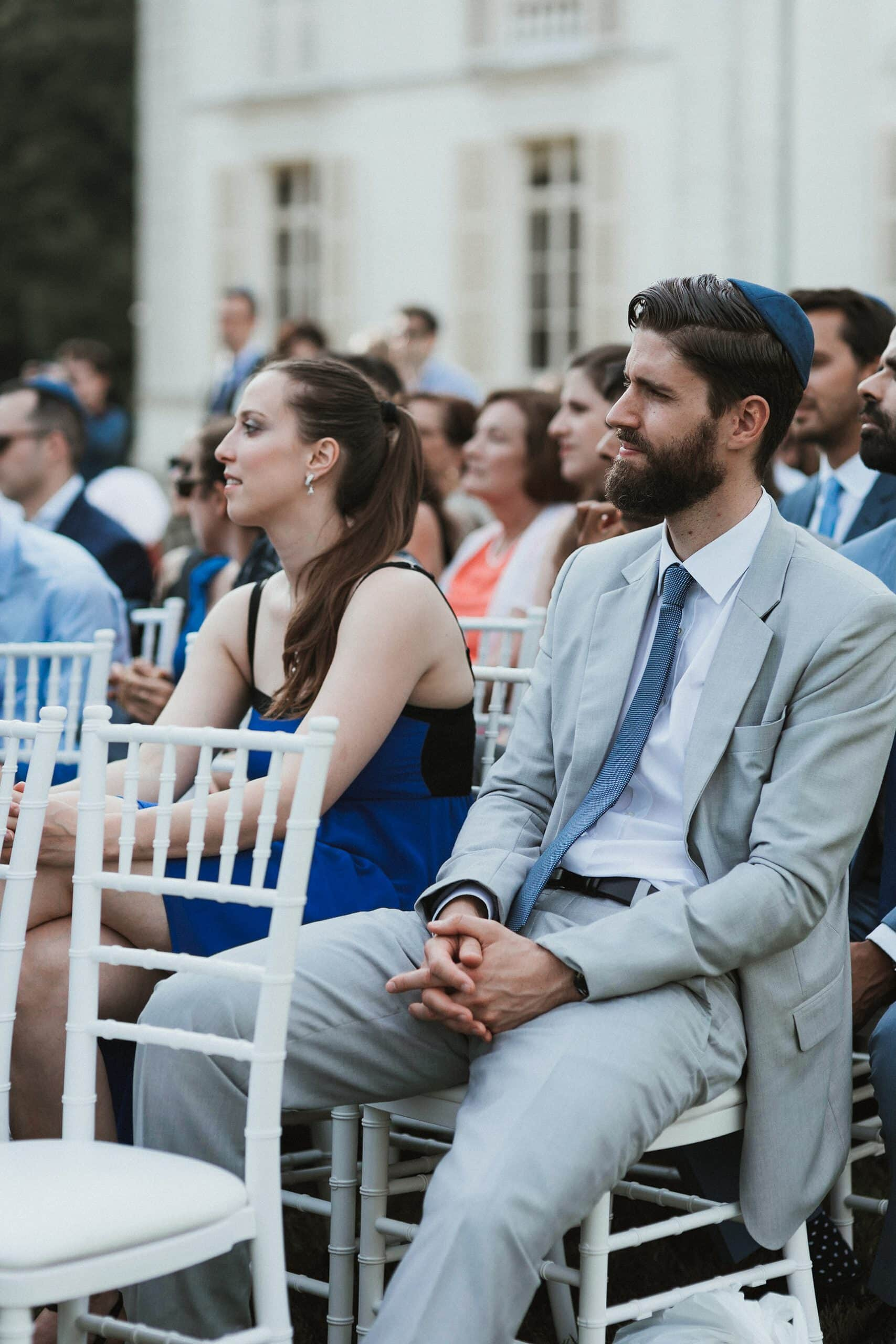 jewish wedding chateau barthelemy france