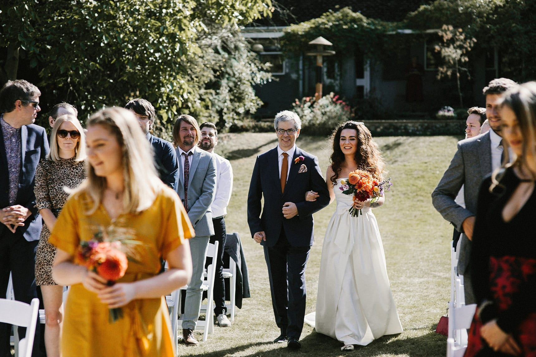 the gibberd garden wedding harlow essex