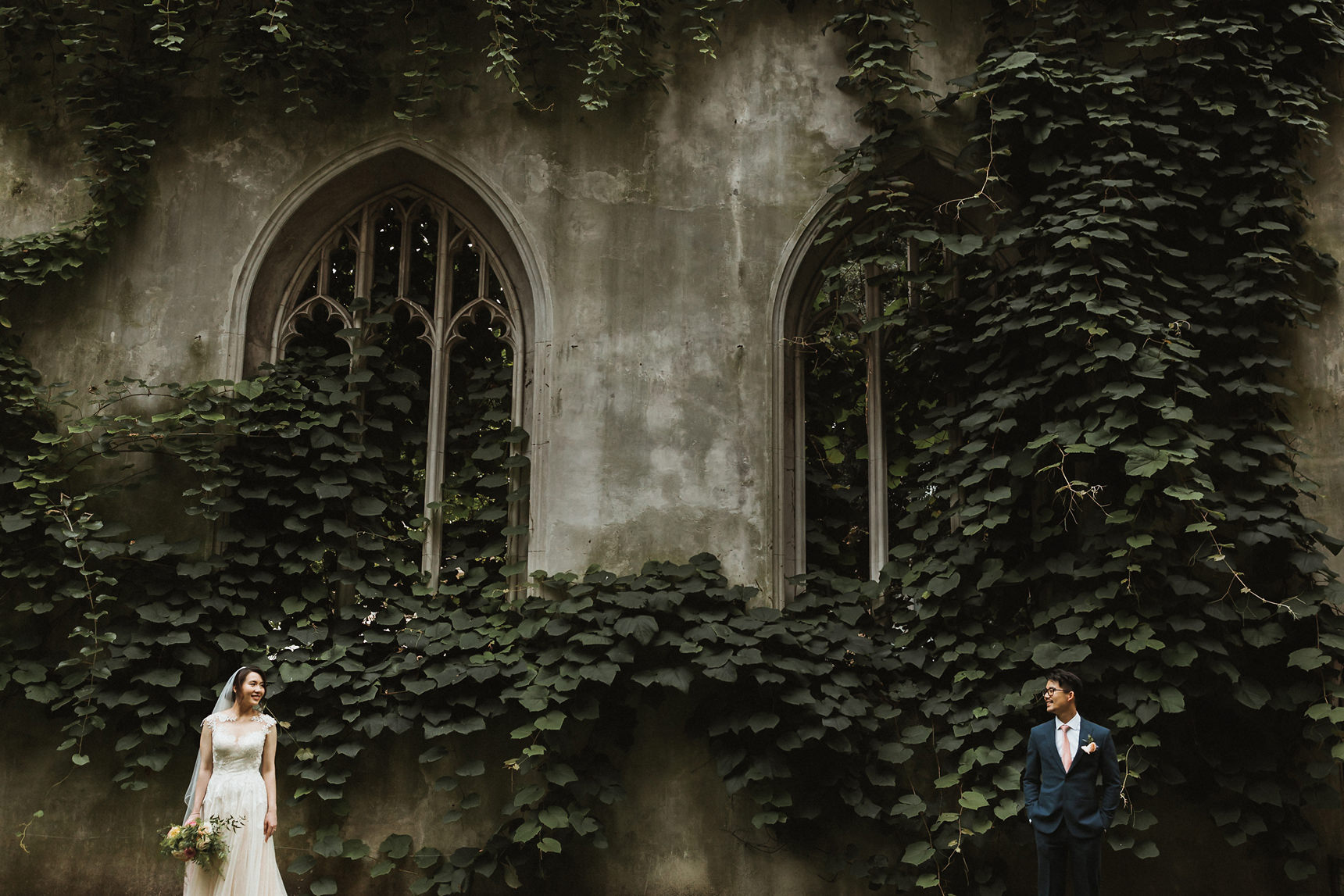 st dunstan in the east wedding