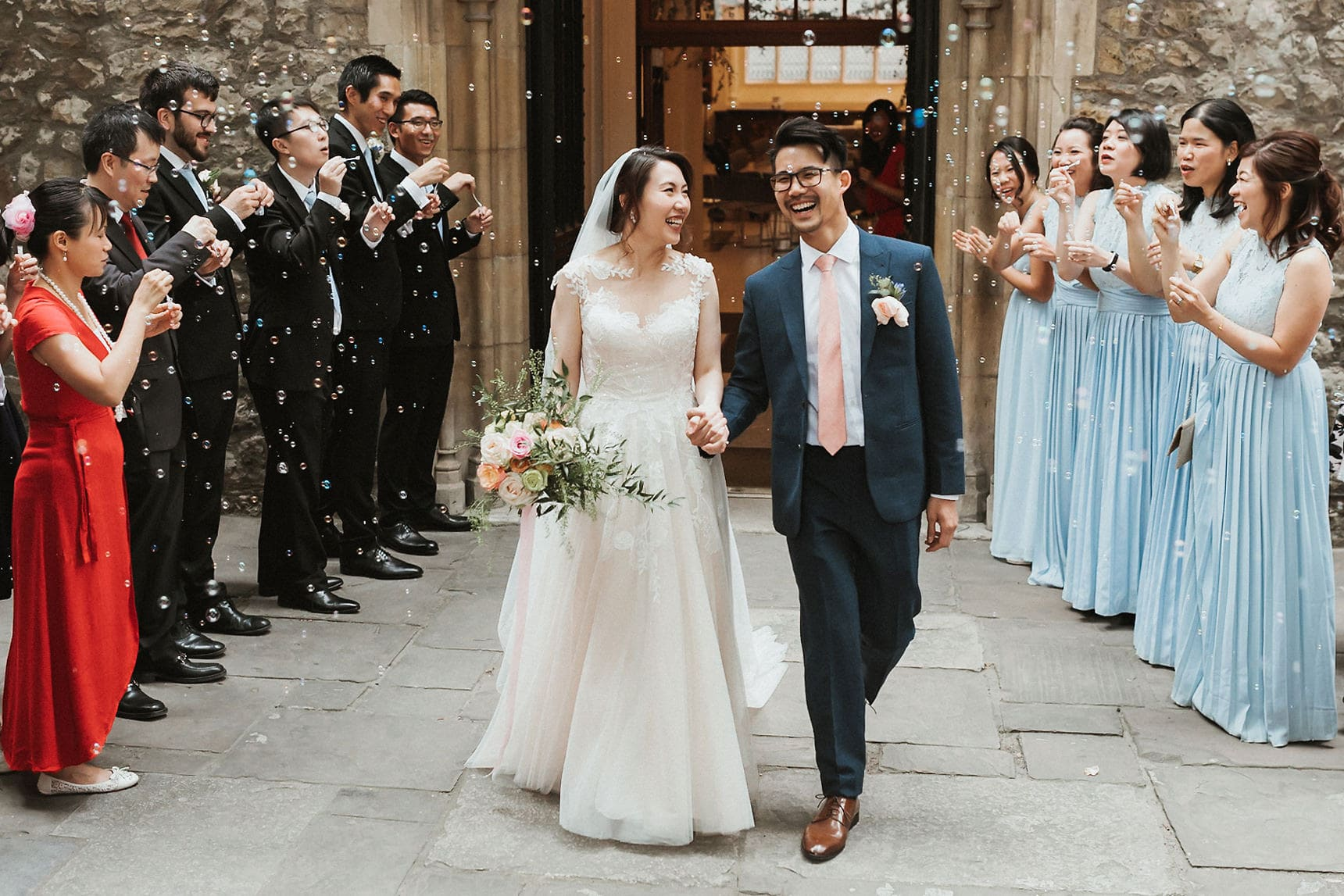 st helens church wedding london
