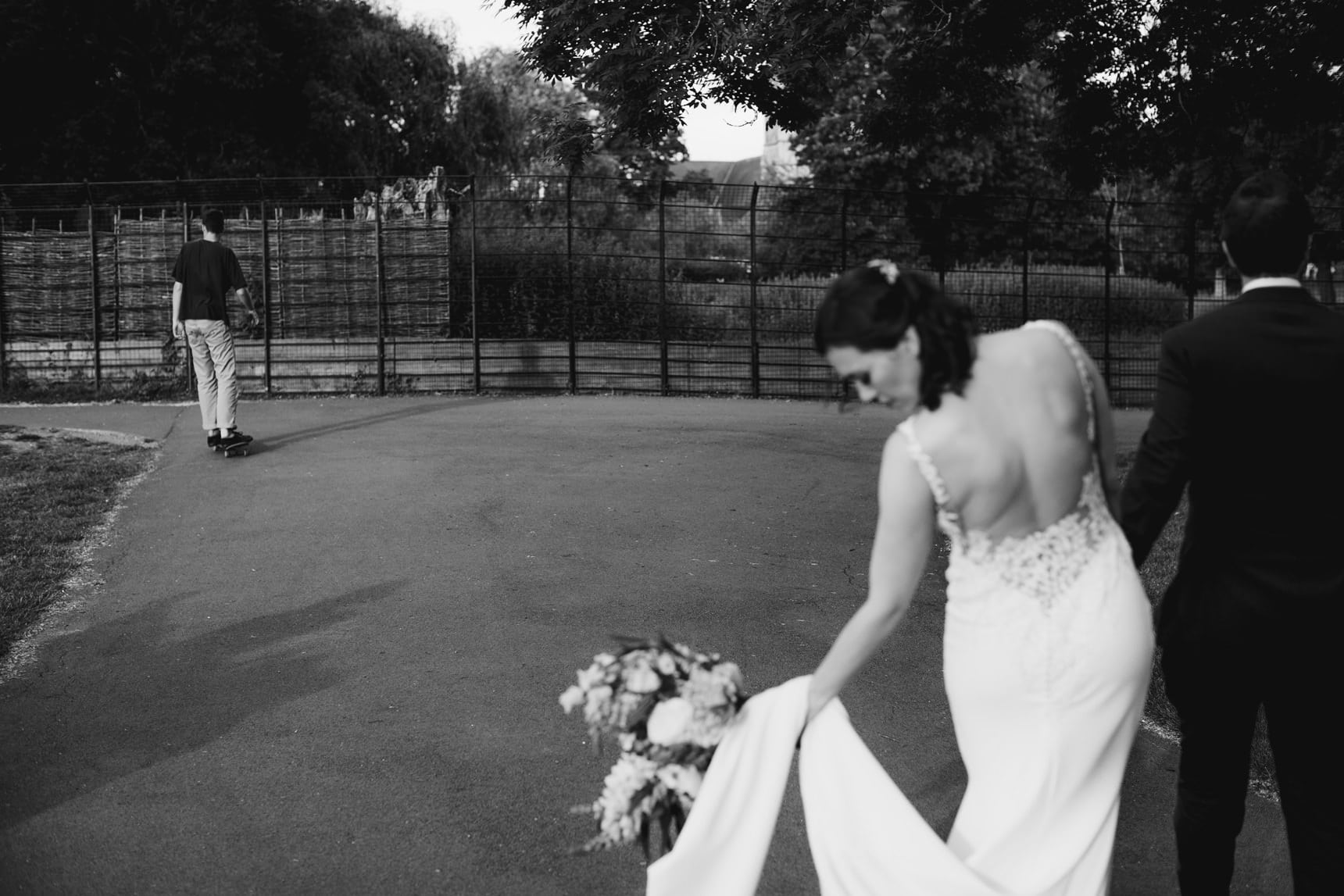 the old church wedding stoke newington