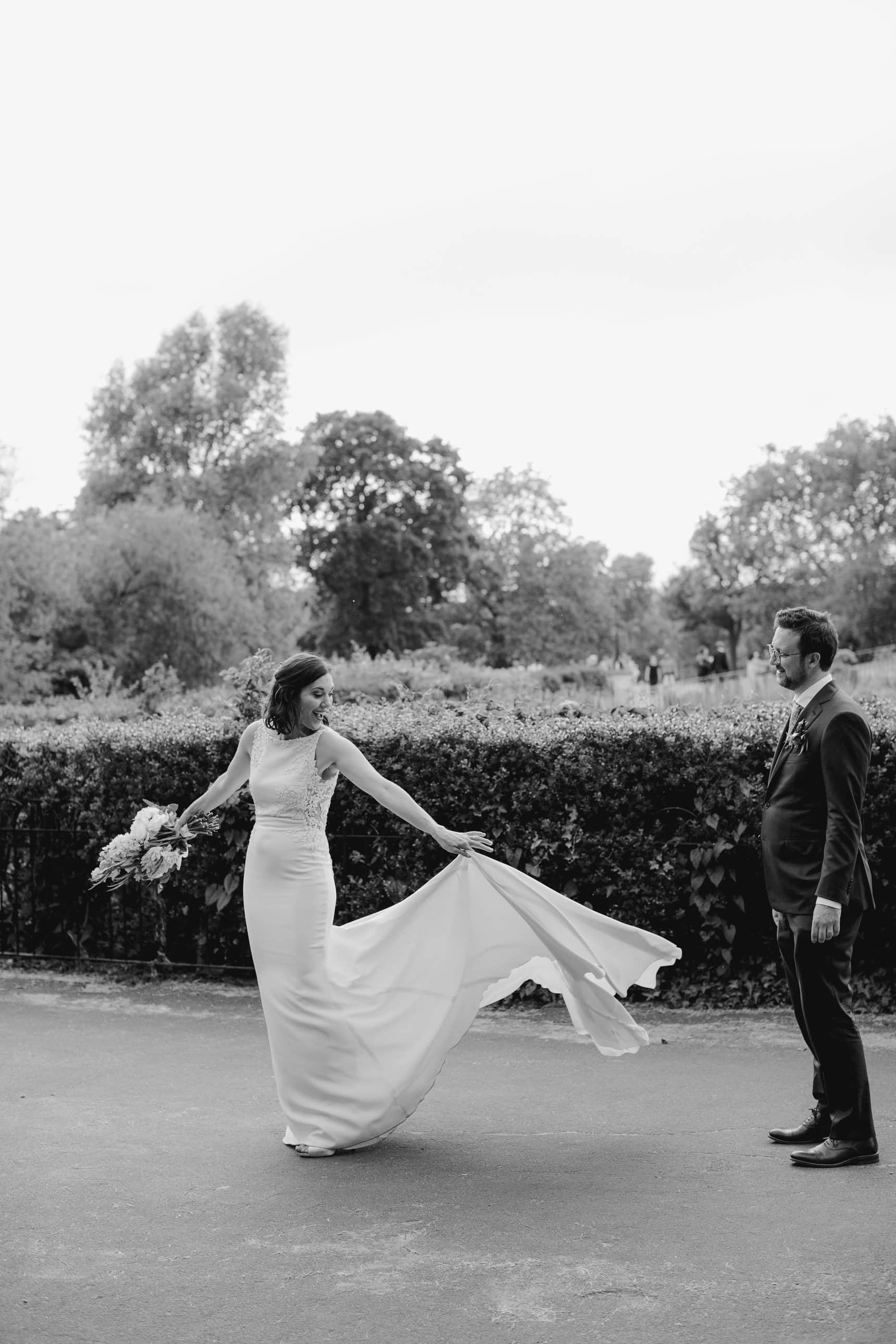 clissold park wedding photography