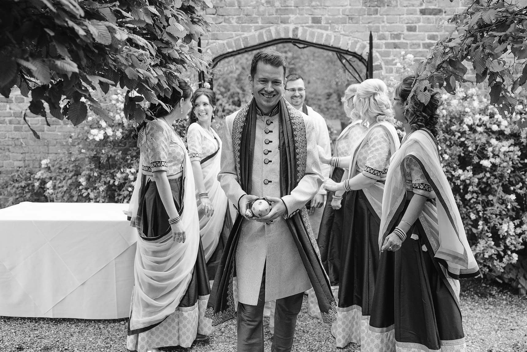 braxted park indian wedding ceremony
