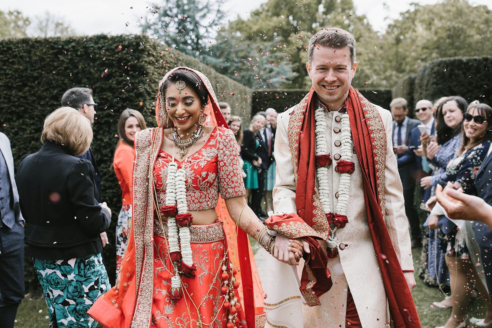 asian fusion wedding