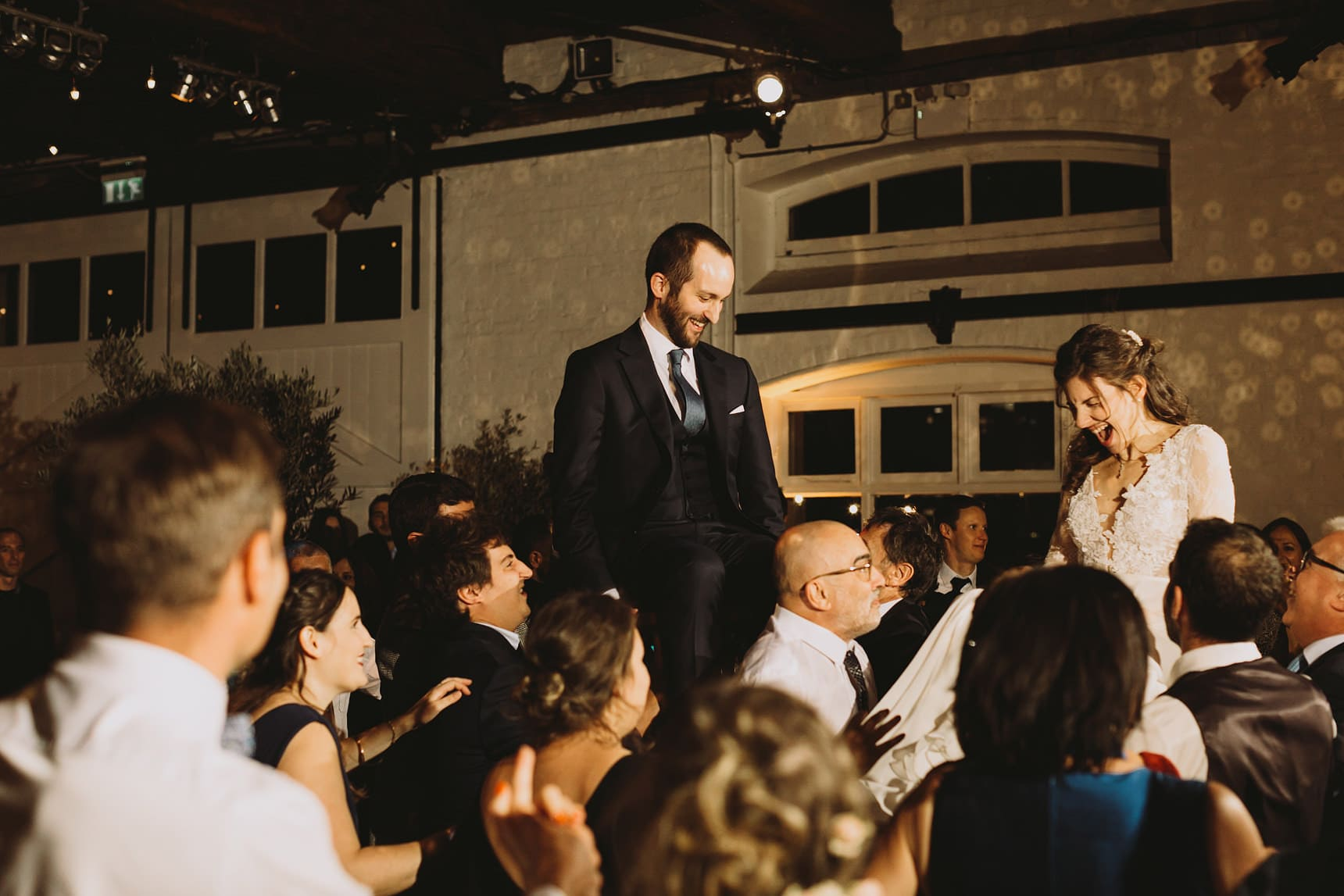 trinity buoy wharf jewish wedding