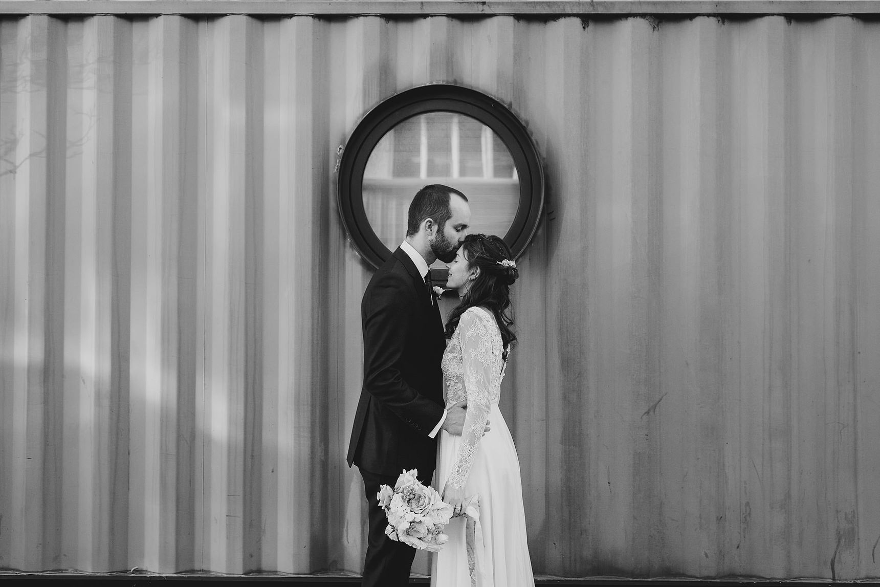 the chainstore trinity buoy wharf wedding